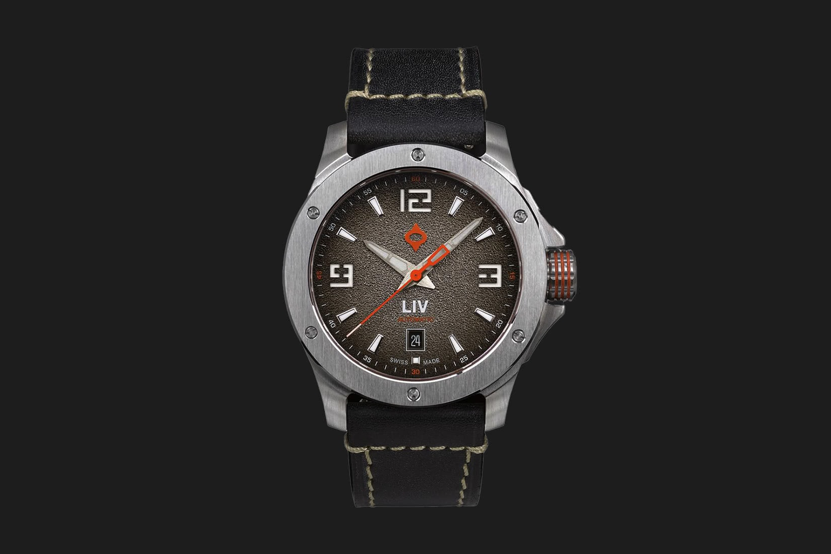 best men watches LIV saturn v moon dust review - Luxe Digital