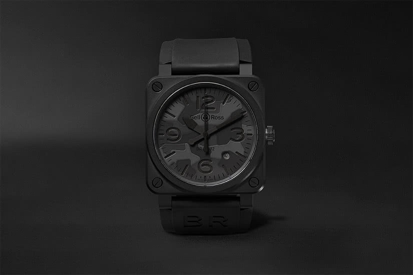 best men watches military bell ross review - Luxe Digital