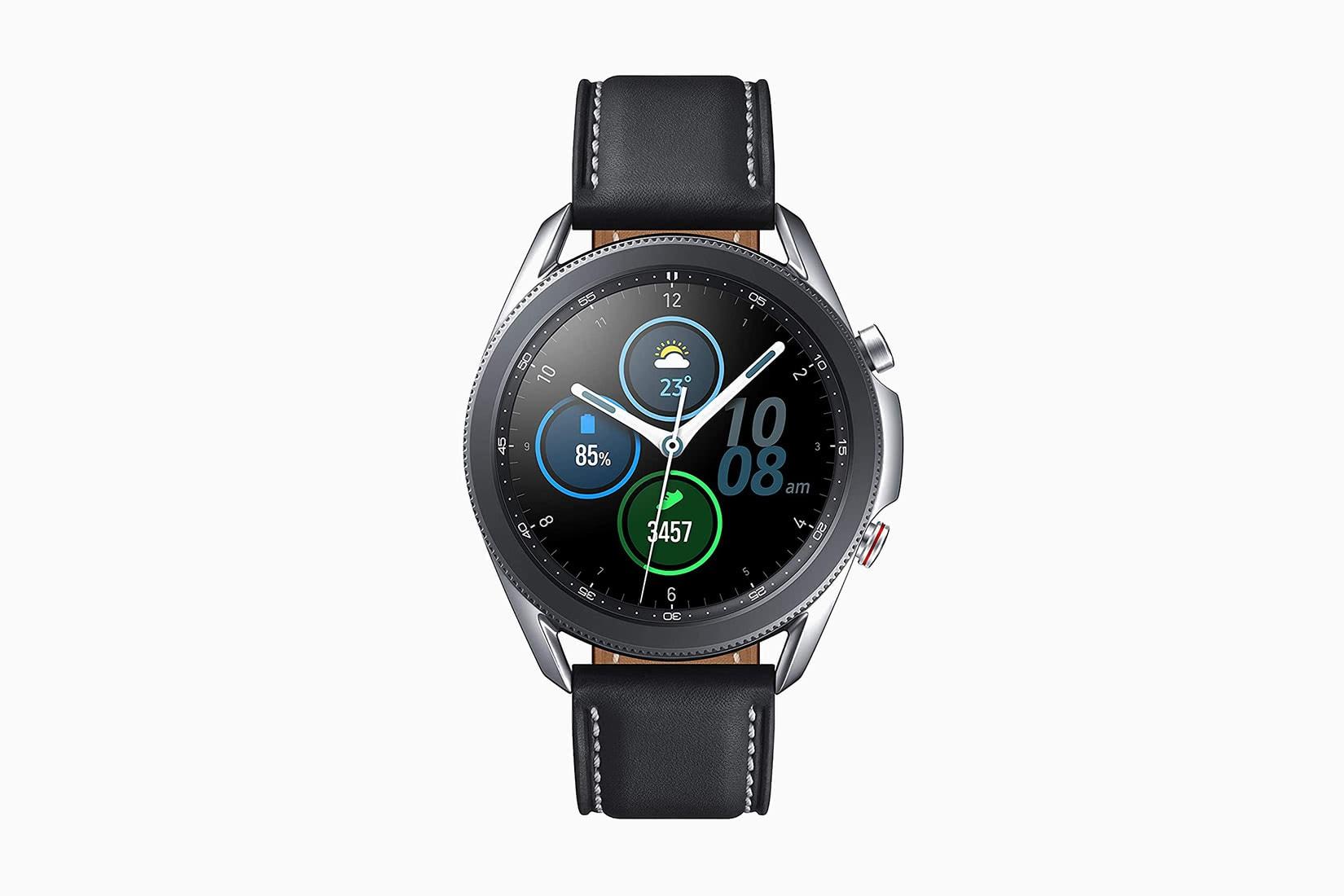 best men watches samsung galaxy watch 3 review - Luxe Digital