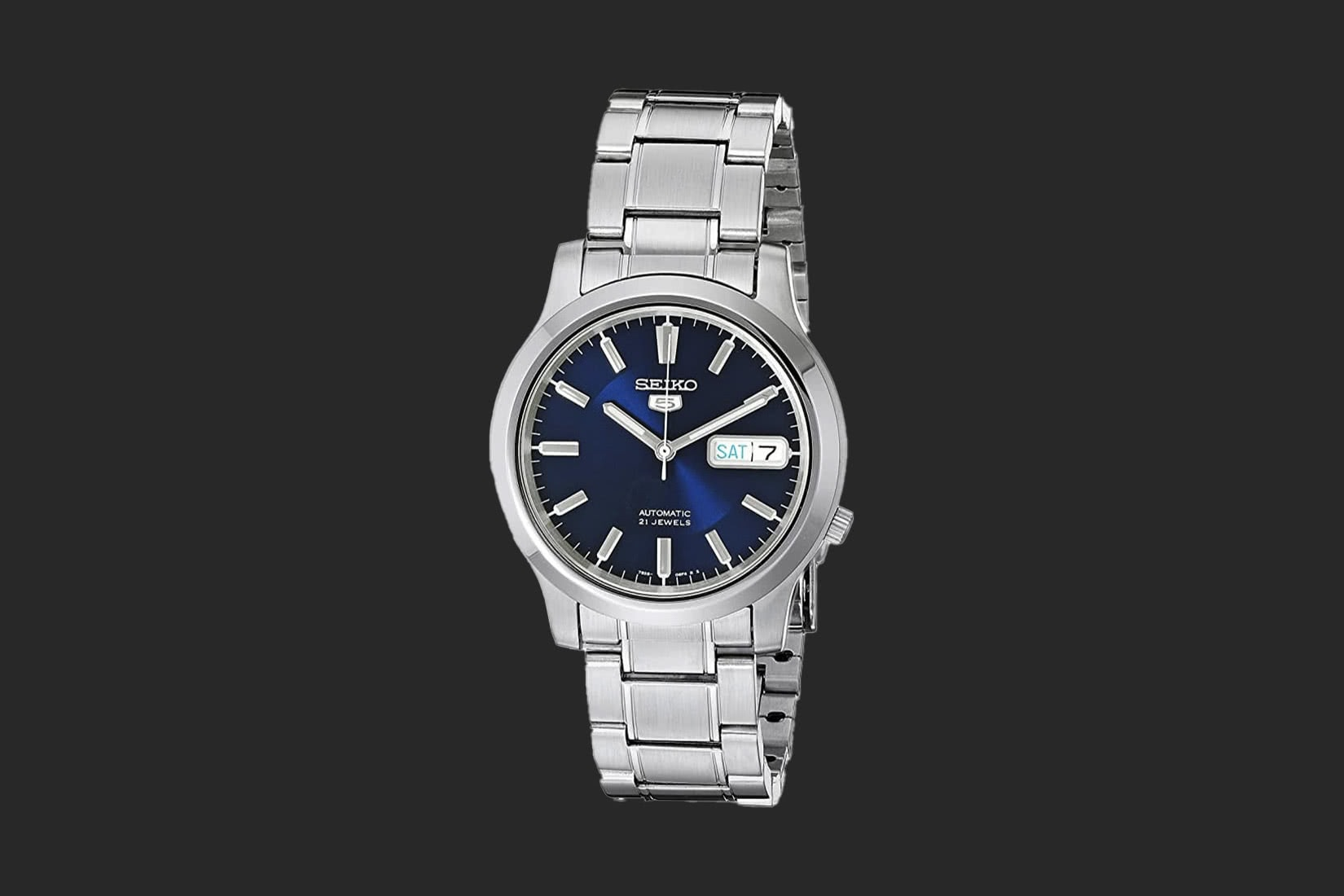 best men watches seiko 5 review - Luxe Digital