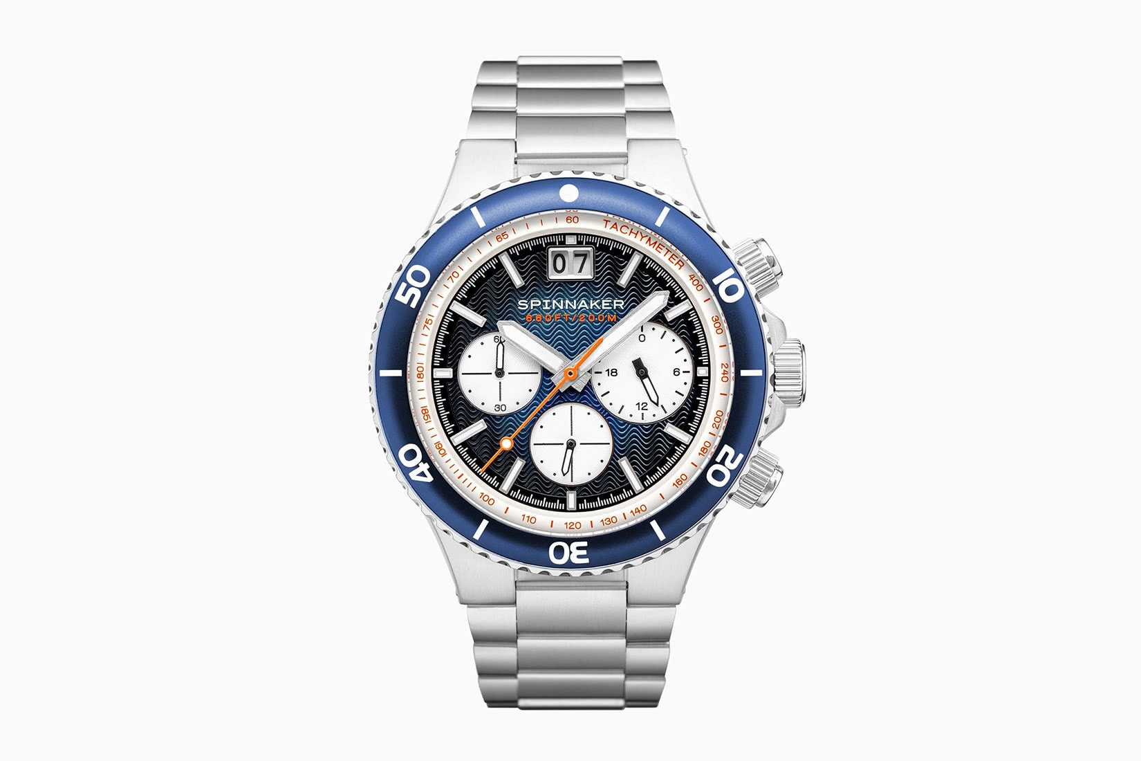 best men watches spinnaker hydrofoil chronograph review - Luxe Digital