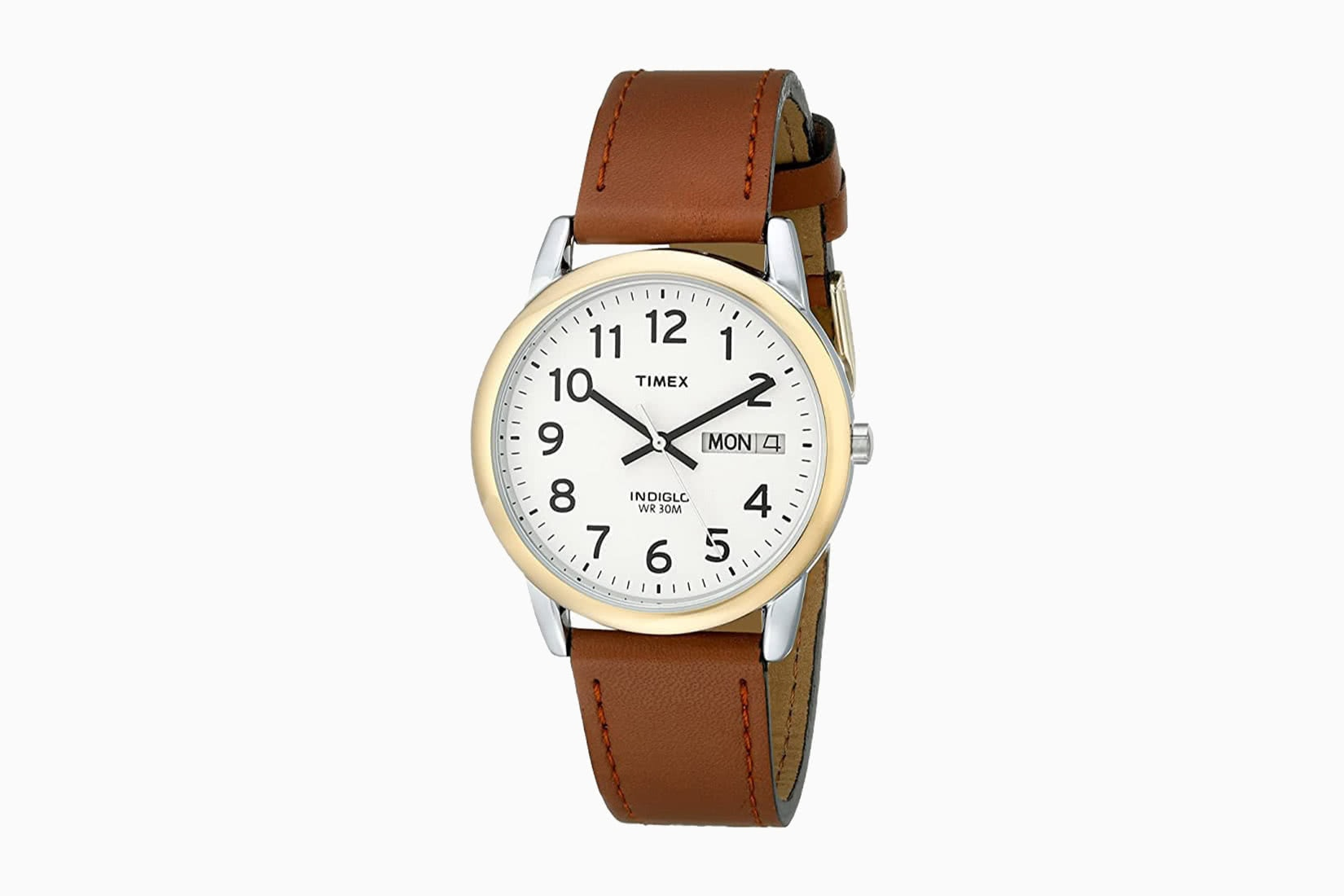 best men watches timex easy reader review - Luxe Digital