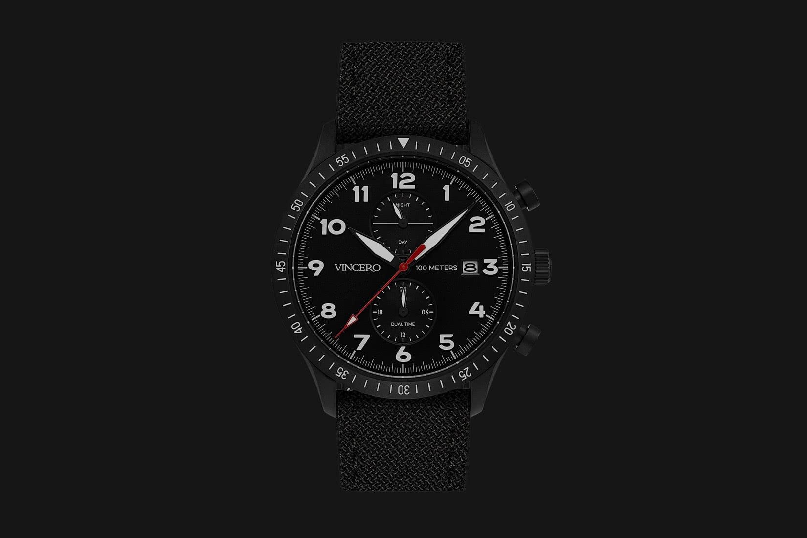 best men watches vincero altitude review - Luxe Digital