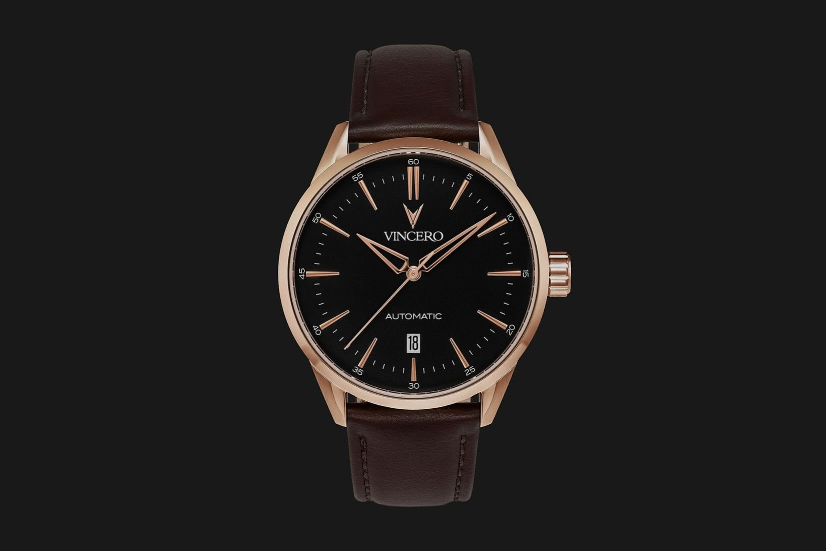 best men watches vincero icon automatic review - Luxe Digital