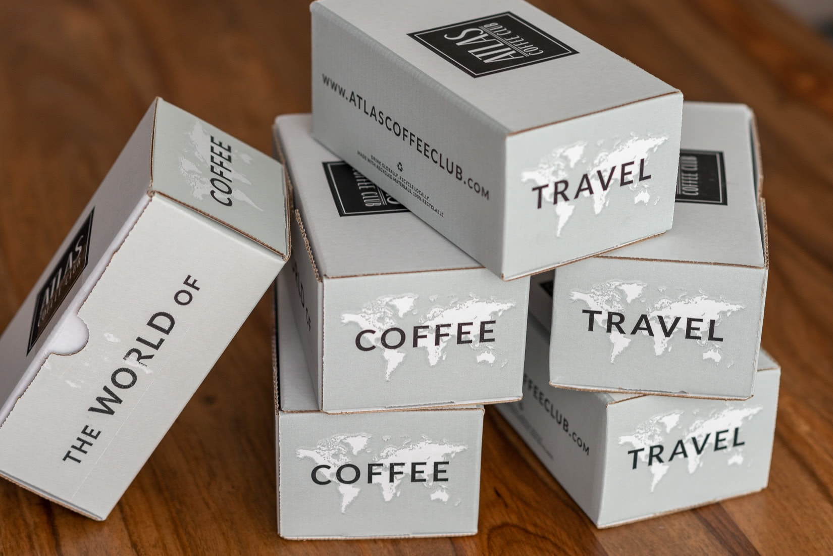 Atlas Coffee Club subscription review unboxing - Luxe Digital