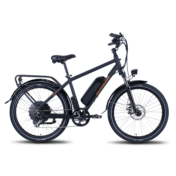 best electric bikes overall rad power radcity 4 review - Luxe Digital