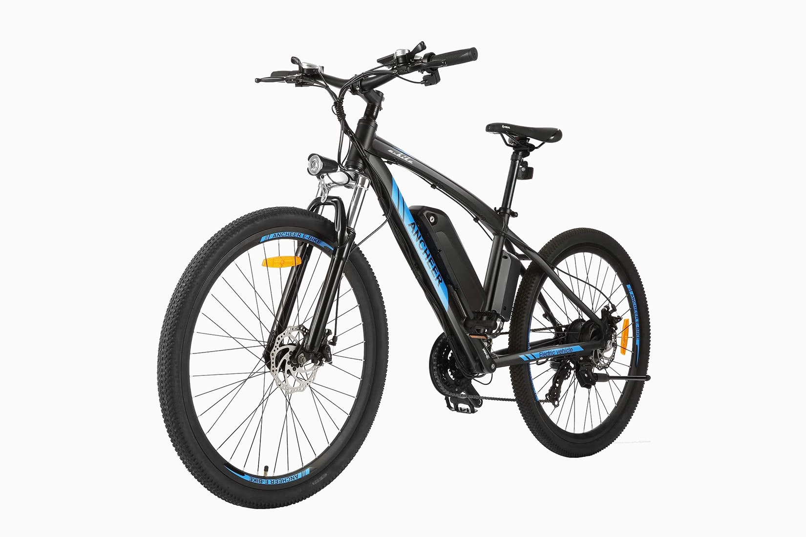 """best electric bikes road ancher 27""""5 review - Luxe Digital"""