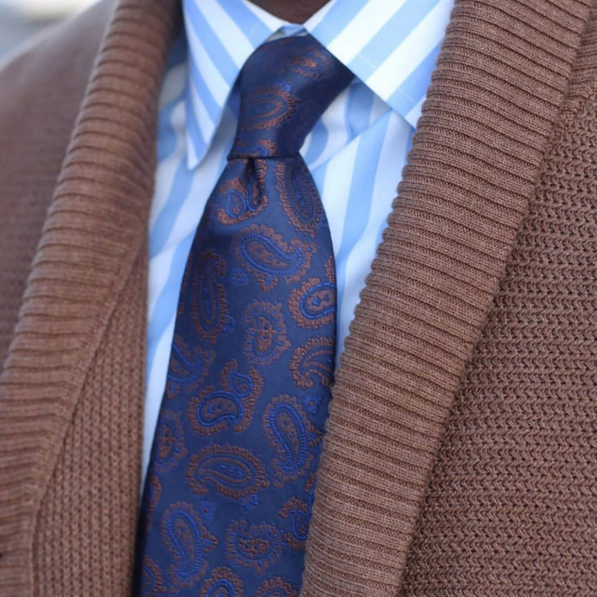 The Dark Knot tie review - Luxe Digital