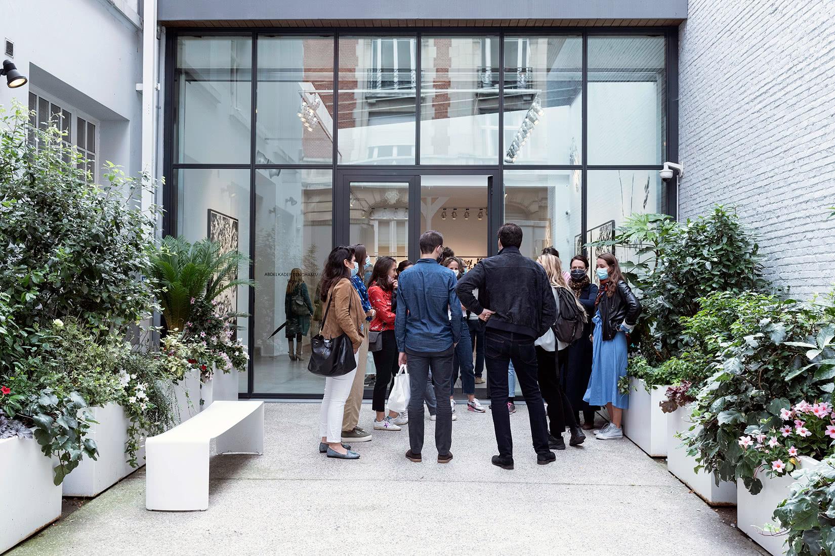 Sybille du Roy brussels art weekend galleries - Luxe Digital
