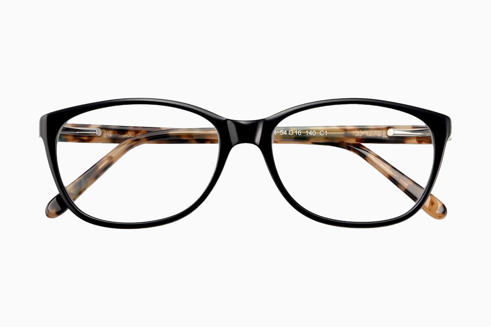 best blue light blocking glasses Yesglasses review Luxe Digital