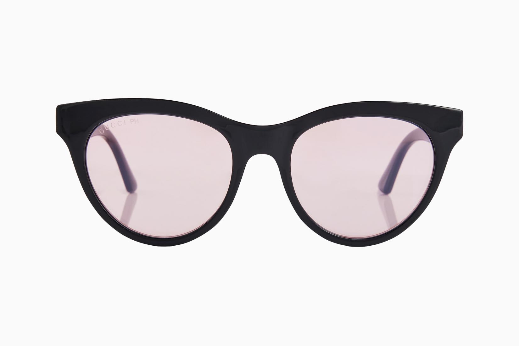 best blue light blocking glasses Gucci Acetate review Luxe Digital