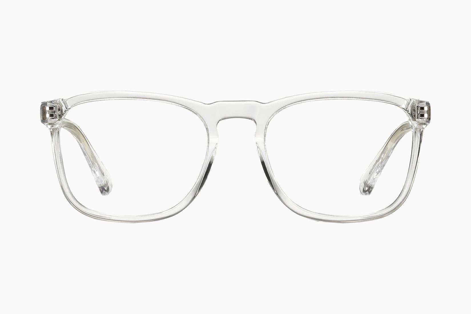 best blue light blocking glasses Vincero review Luxe Digital