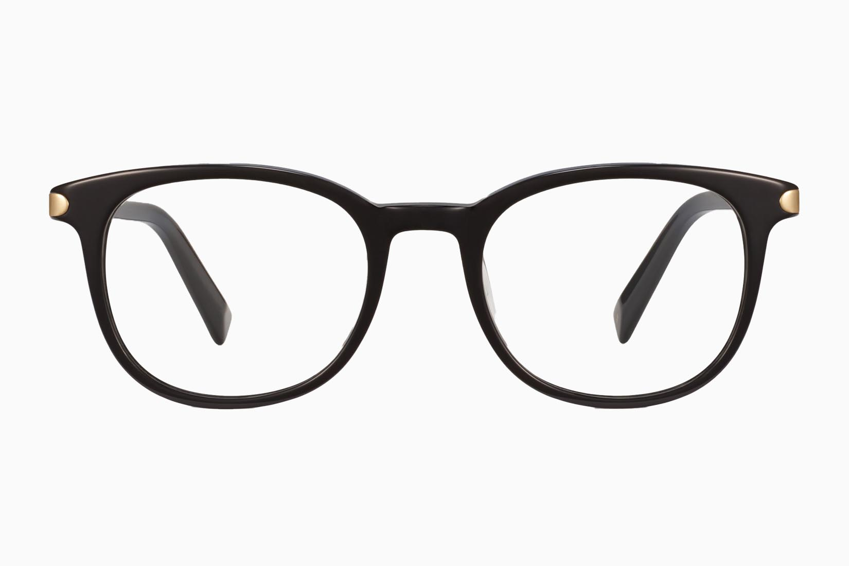 best blue light blocking glasses Warby Parker review Luxe Digital
