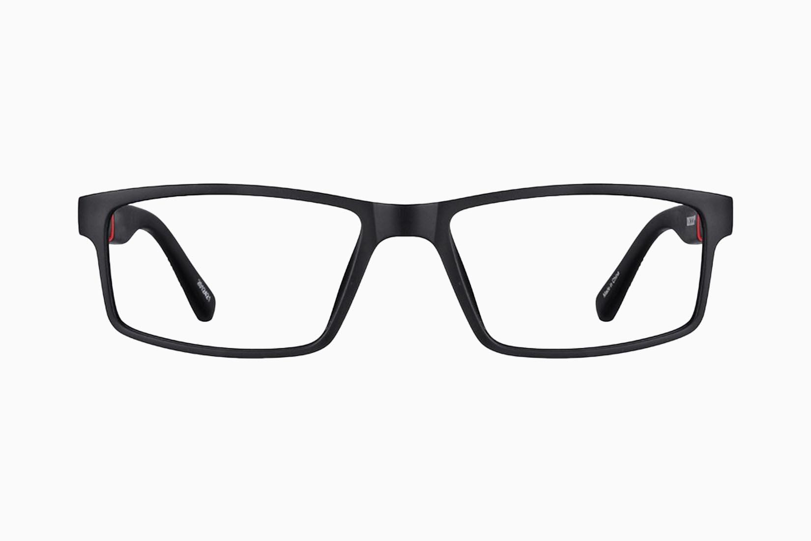 best blue light blocking glasses Zenni Optical review Luxe Digital