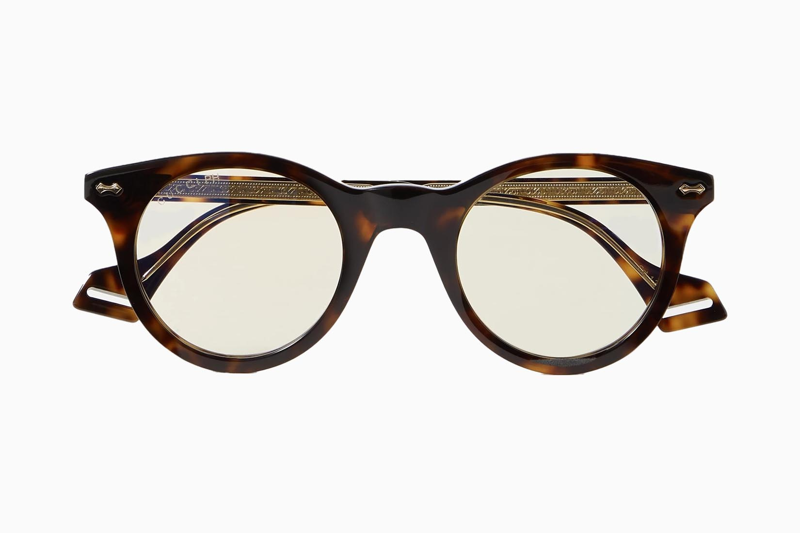 best blue light blocking glasses Gucci review Luxe Digital