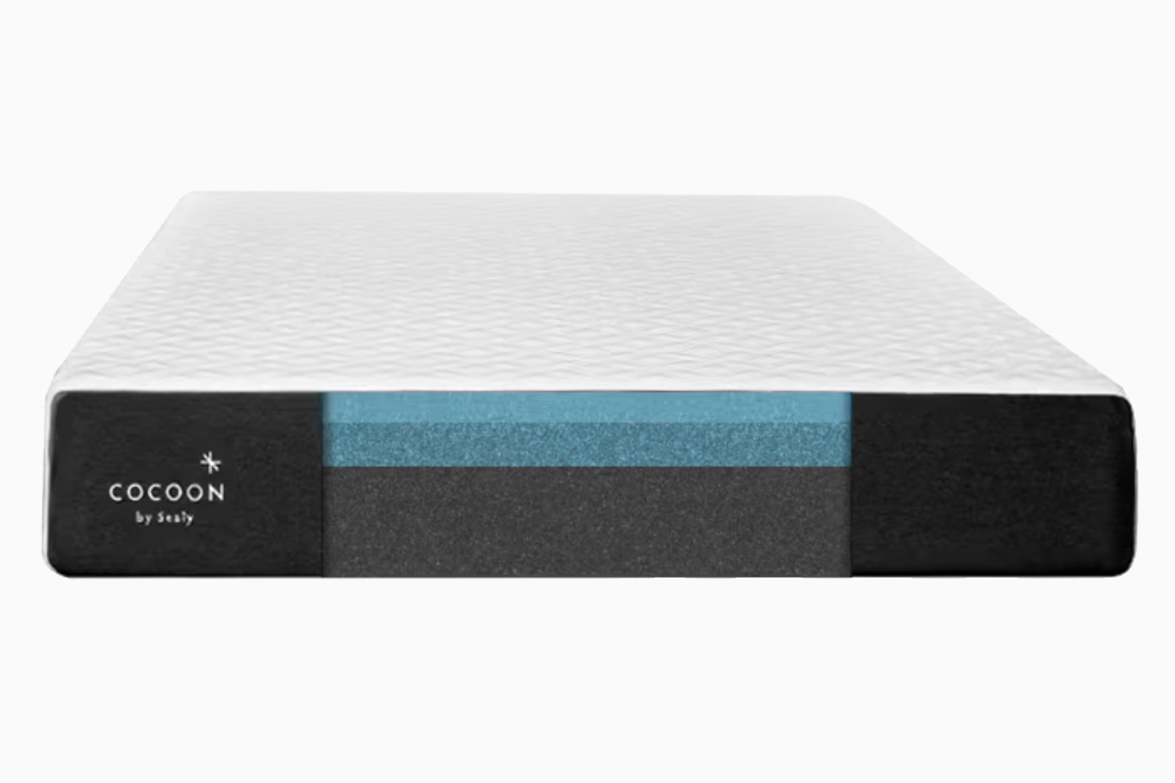 cocoon chill all-foam mattress layers review - Luxe Digital