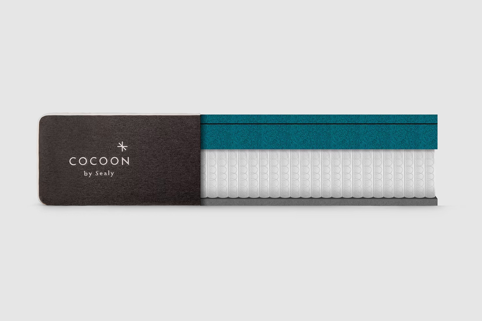 cocoon chill hybrid mattress layers review - Luxe Digital