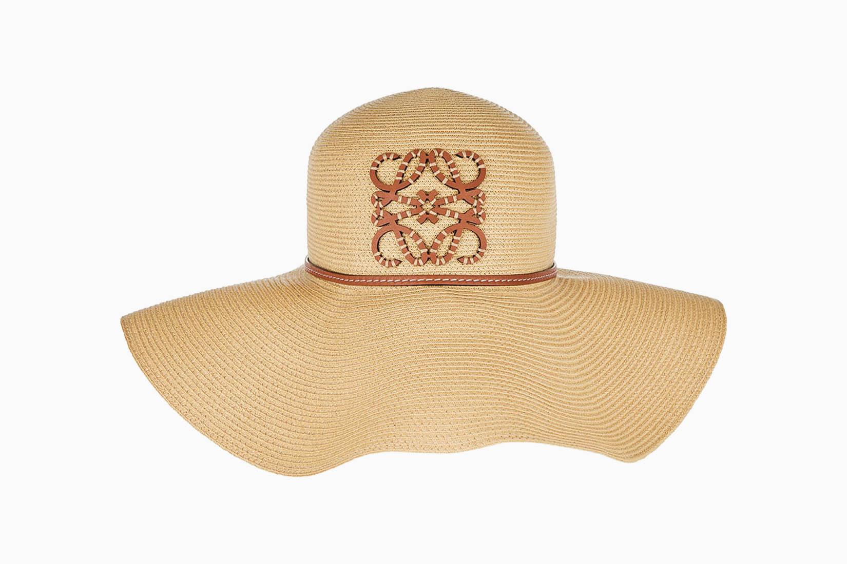 best sun hats women review loewe Luxe Digital
