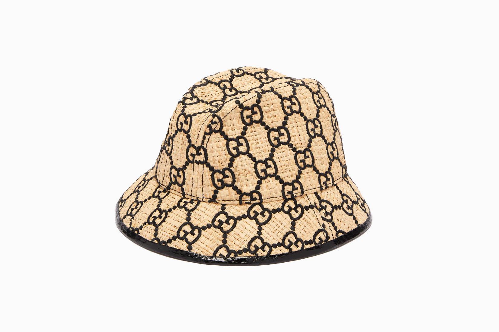 best sun hats women review gucci straw bucket Luxe Digital