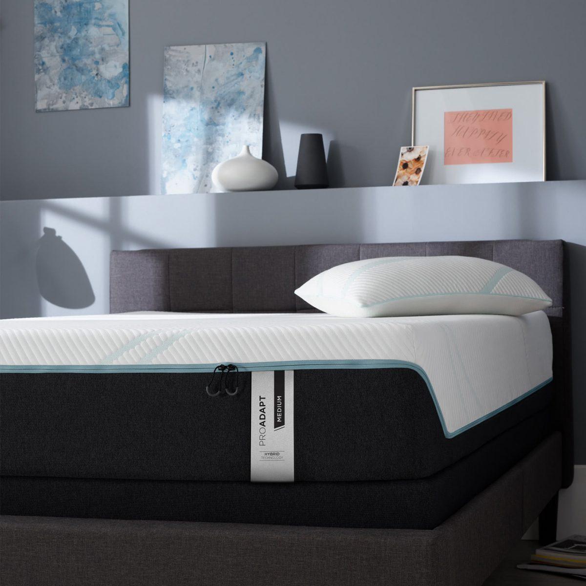 Tempur-Pedic adapt mattress review - Luxe Digital