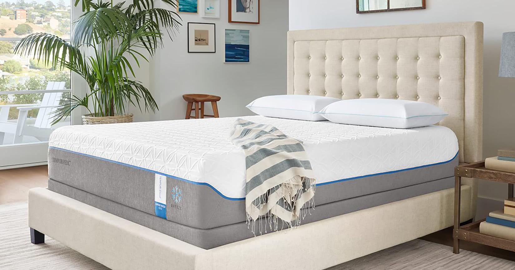 Tempur-Pedic breeze mattress review - Luxe Digital