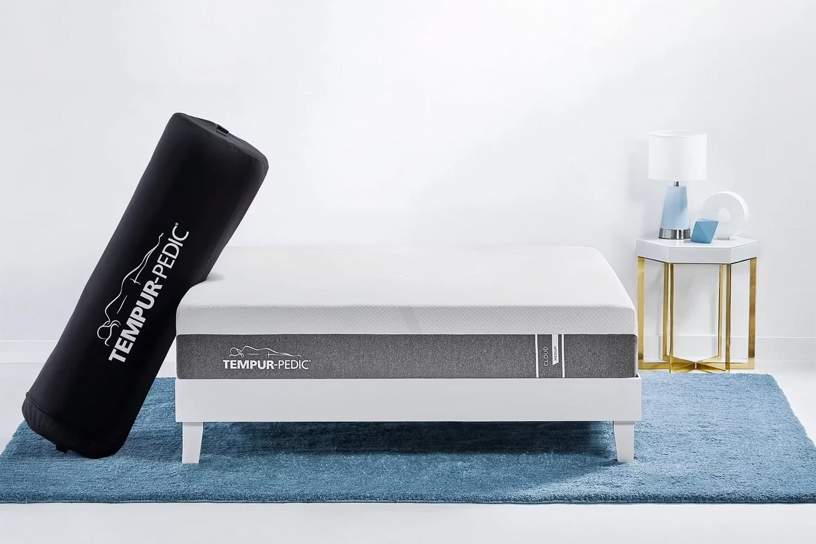 Tempur-Pedic cloud mattress review - Luxe Digital