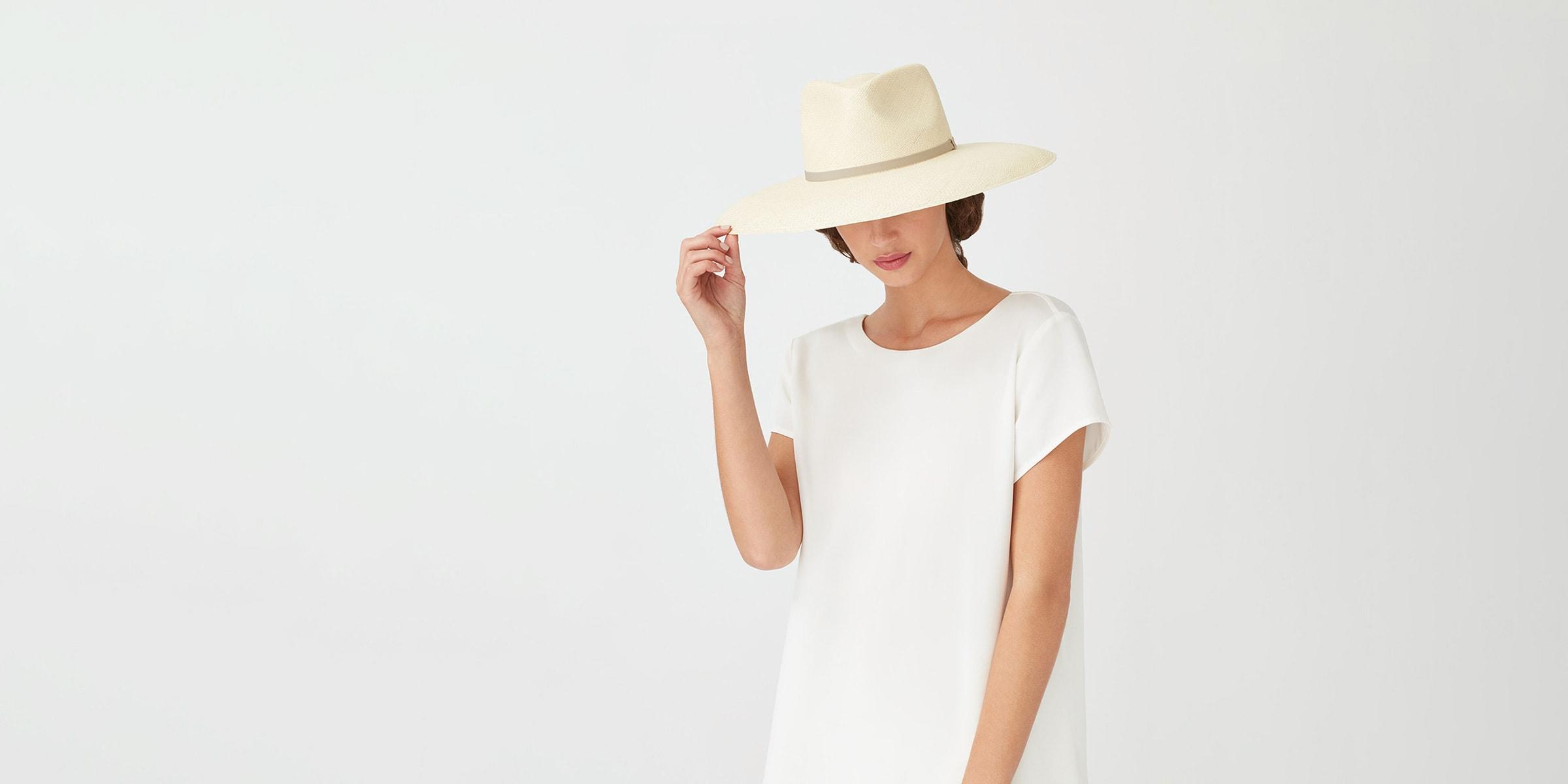 best sun hats women review - Luxe Digital