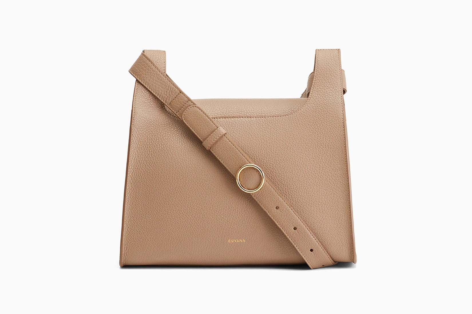 Cuyana double loop bag review - Luxe Digital