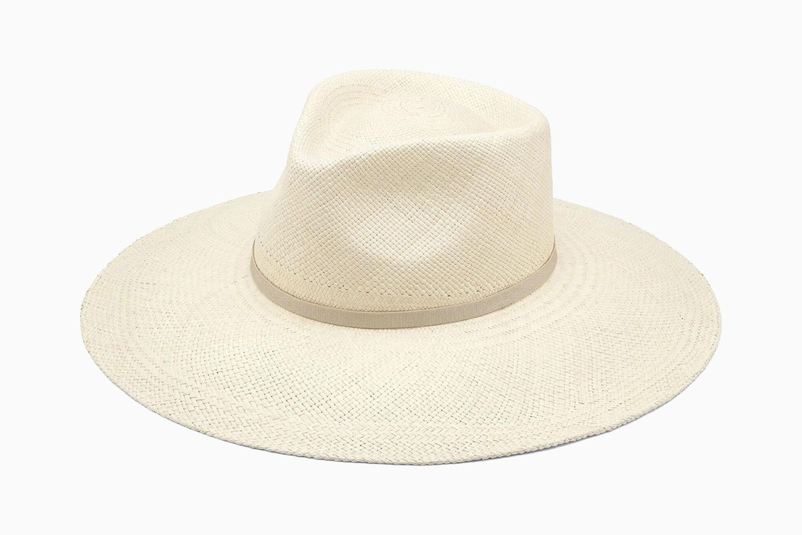 Cuyana wide brim summer hat review - Luxe Digital