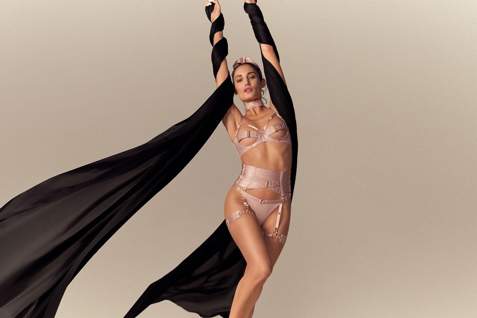 best lingerie brands Bordelle review Luxe Digital