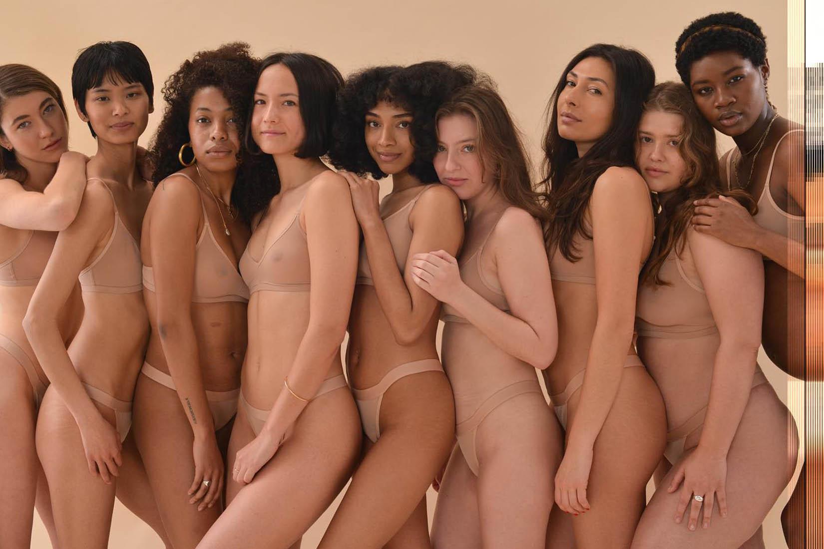 best lingerie brands Negative Underwear review Luxe Digital