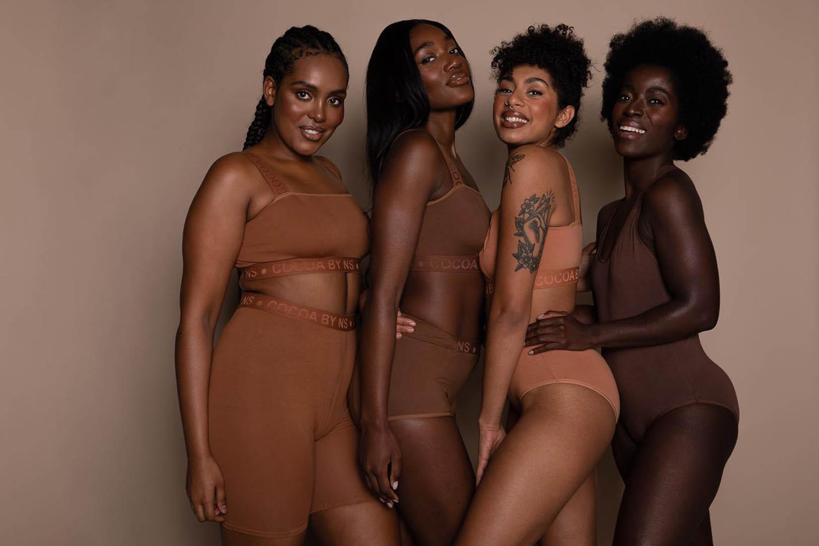 best lingerie brands Nubian Skin review Luxe Digital