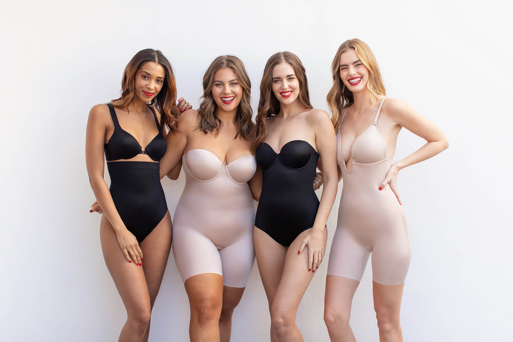 best lingerie brands Spanx review Luxe Digital