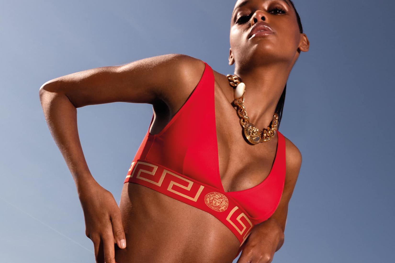 best lingerie brands Versace review Luxe Digital
