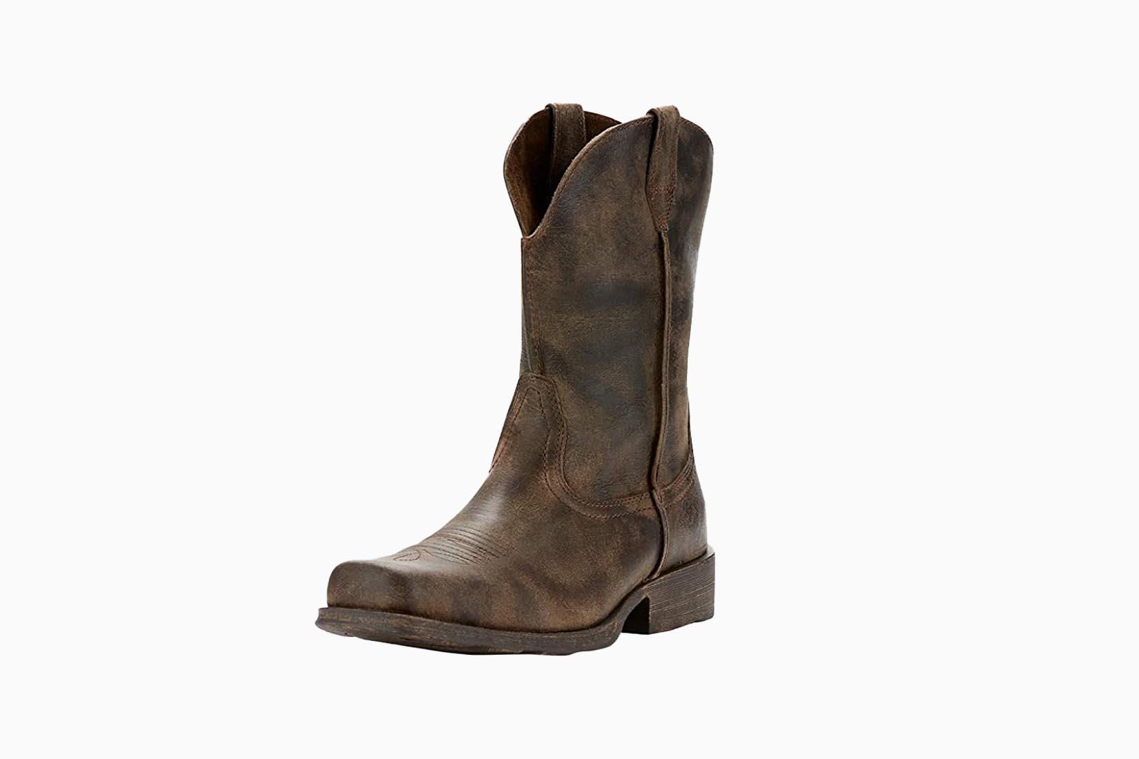 best boots men ariat rambler western boot review Luxe Digital