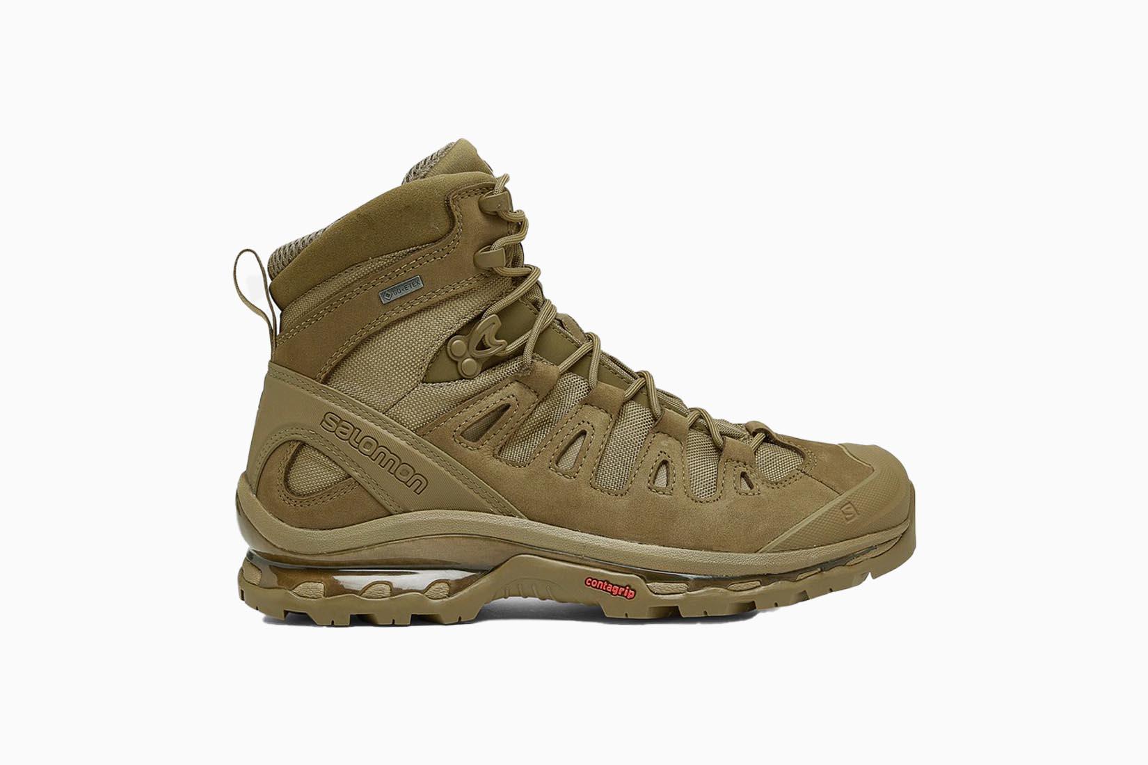 best boots men salomon review Luxe Digital