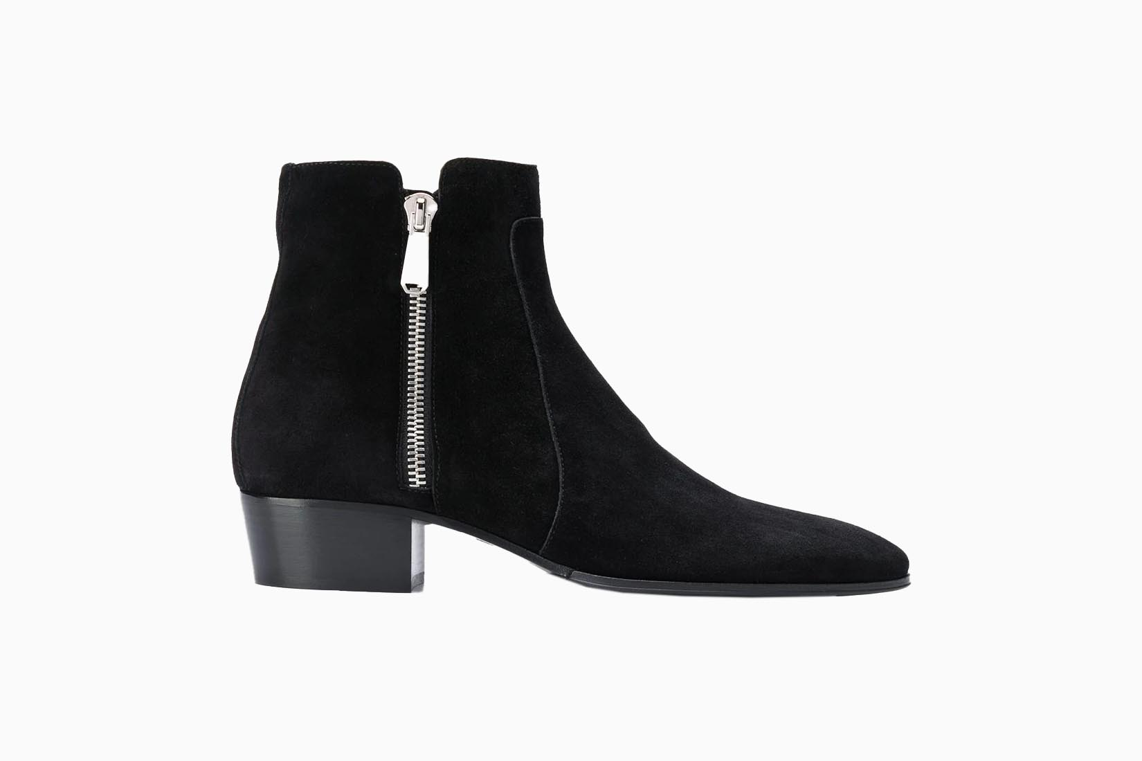 best boots men balmain suede ankle boots review Luxe Digital