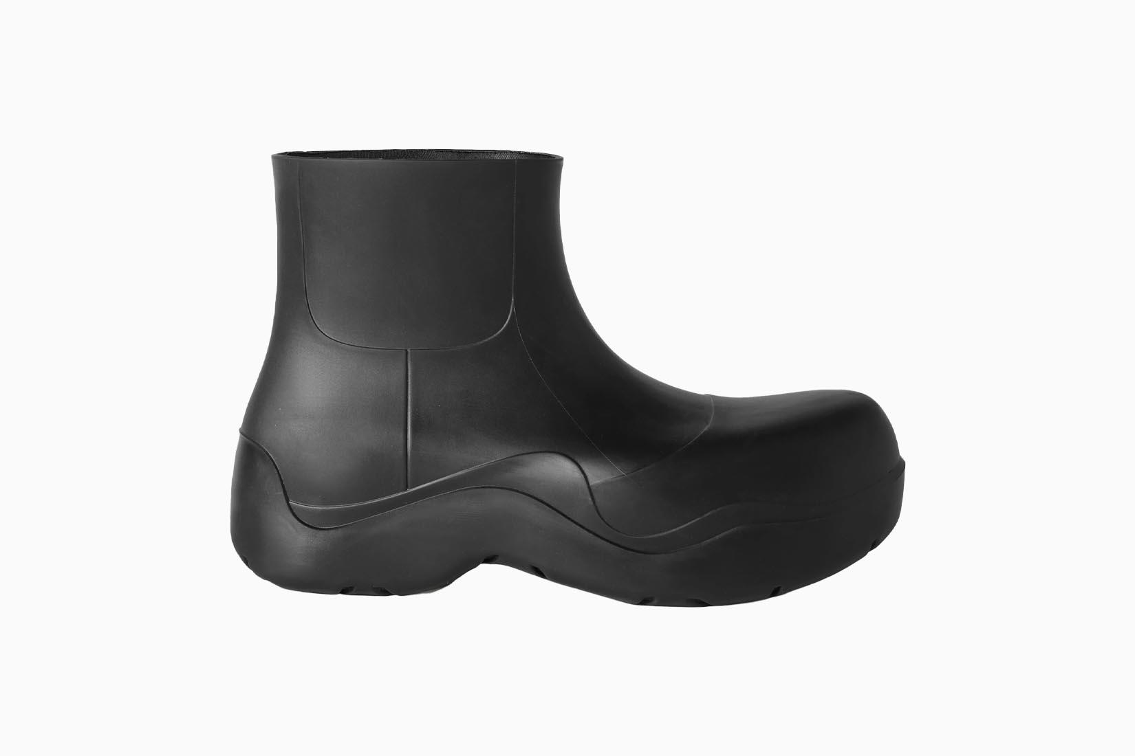 best boots men bottega veneta puddle rubber boot review Luxe Digital