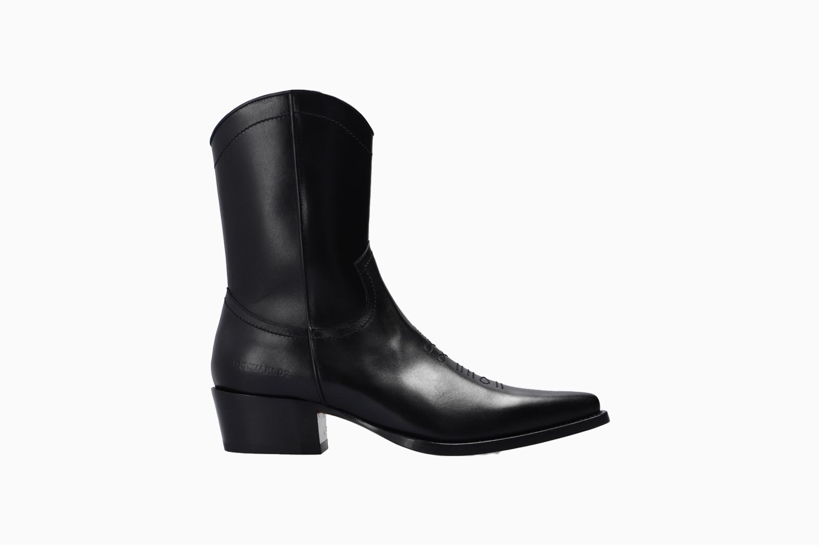 best boots men dsquared2 leather western boots review Luxe Digital