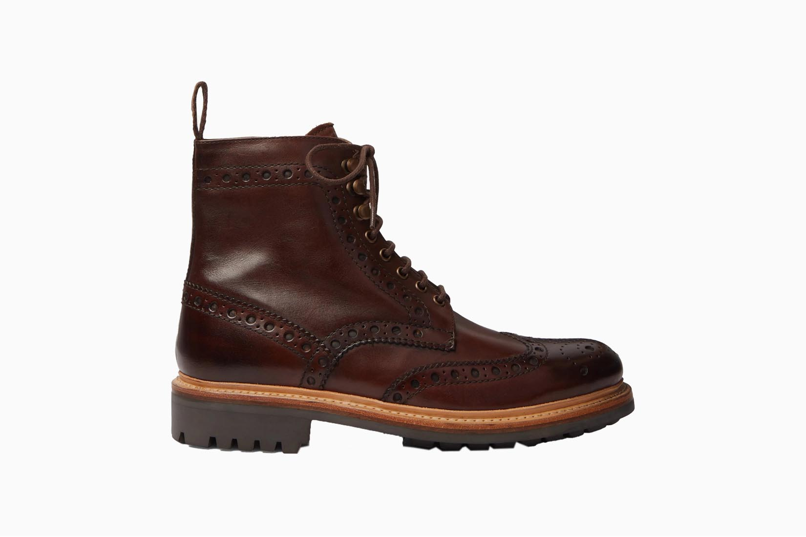 best boots men grenson wingtip boots review Luxe Digital