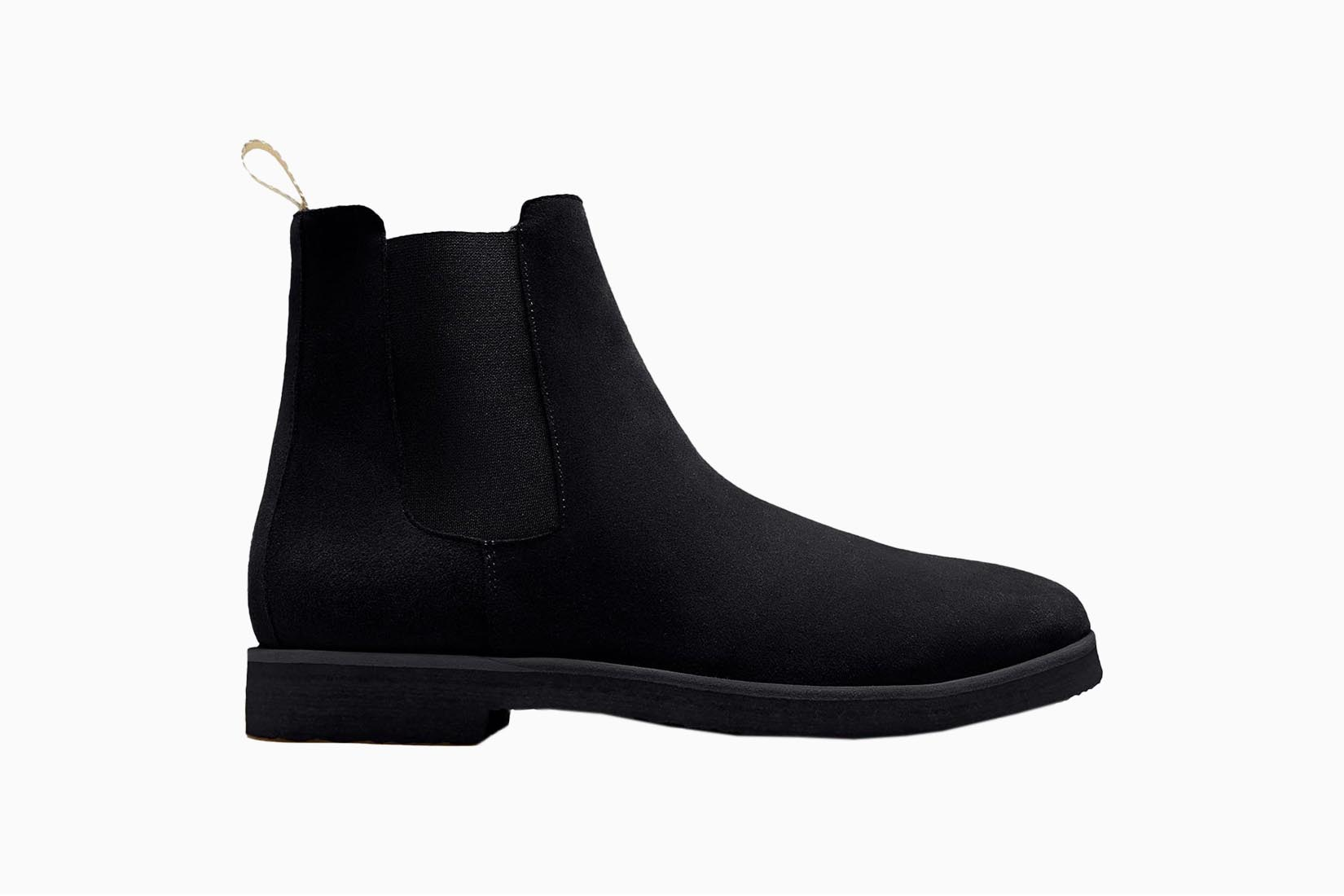best boots men oliver cabell suede chelsea boot review Luxe Digital