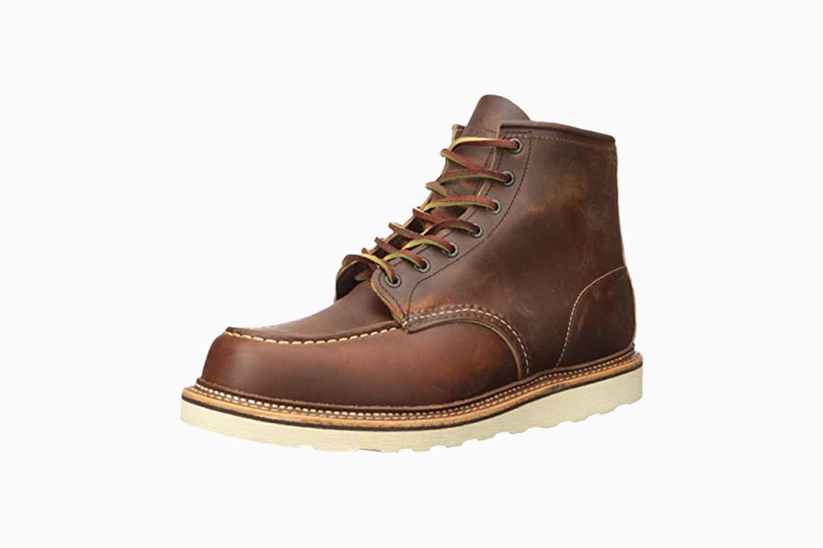 best boots men red wing heritage classic boot review Luxe Digital