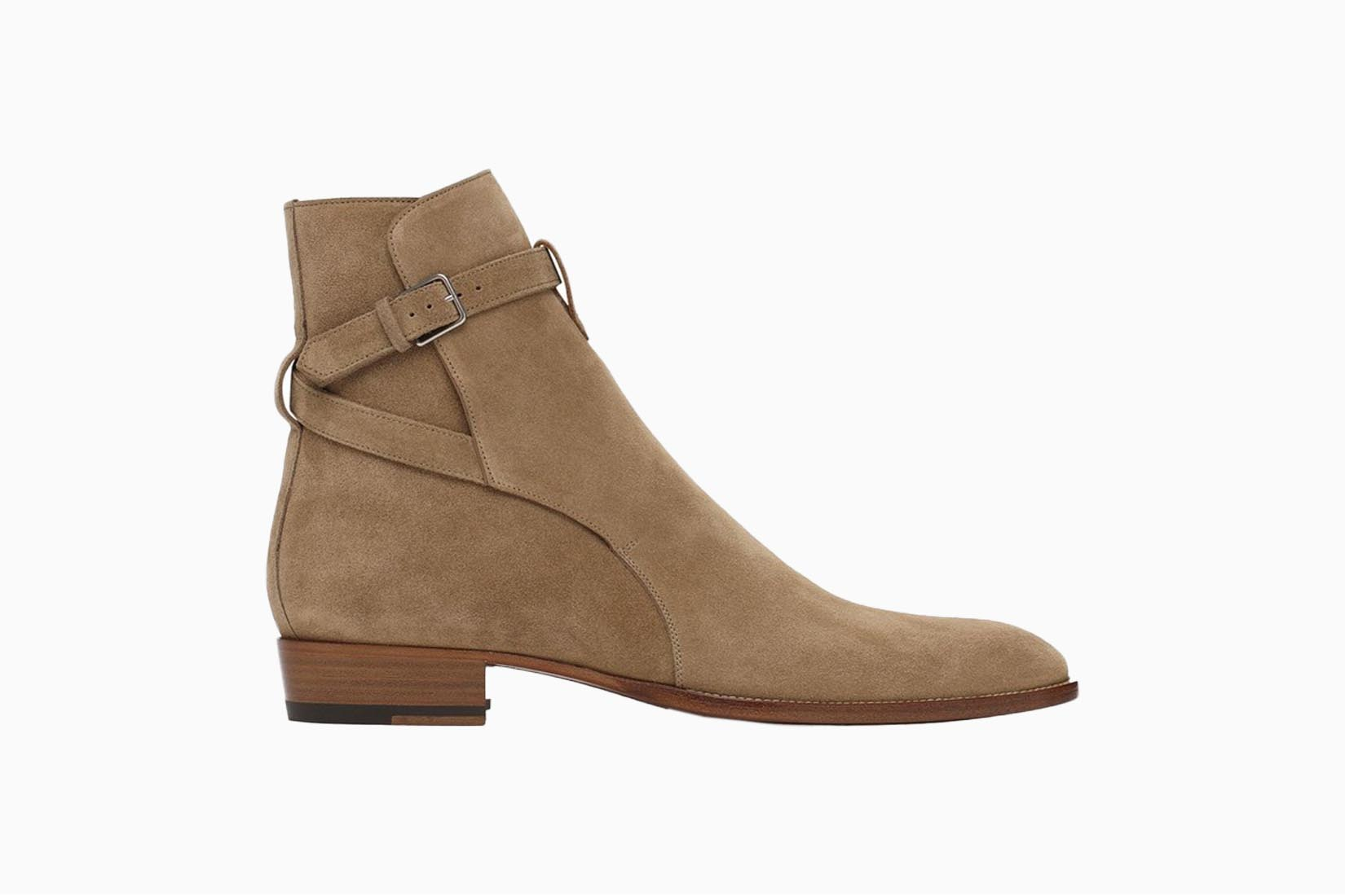 best boots men saint laurent wyatt boot review Luxe Digital