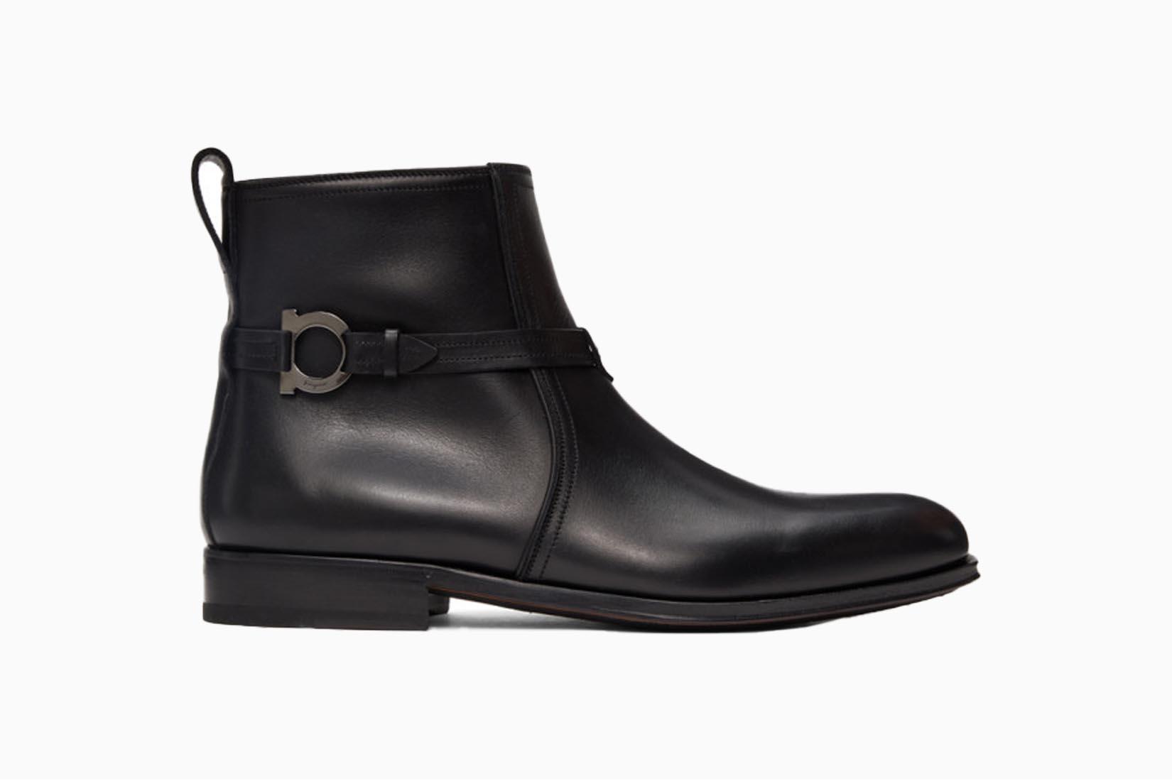 best boots men salvatore ferragamo review Luxe Digital