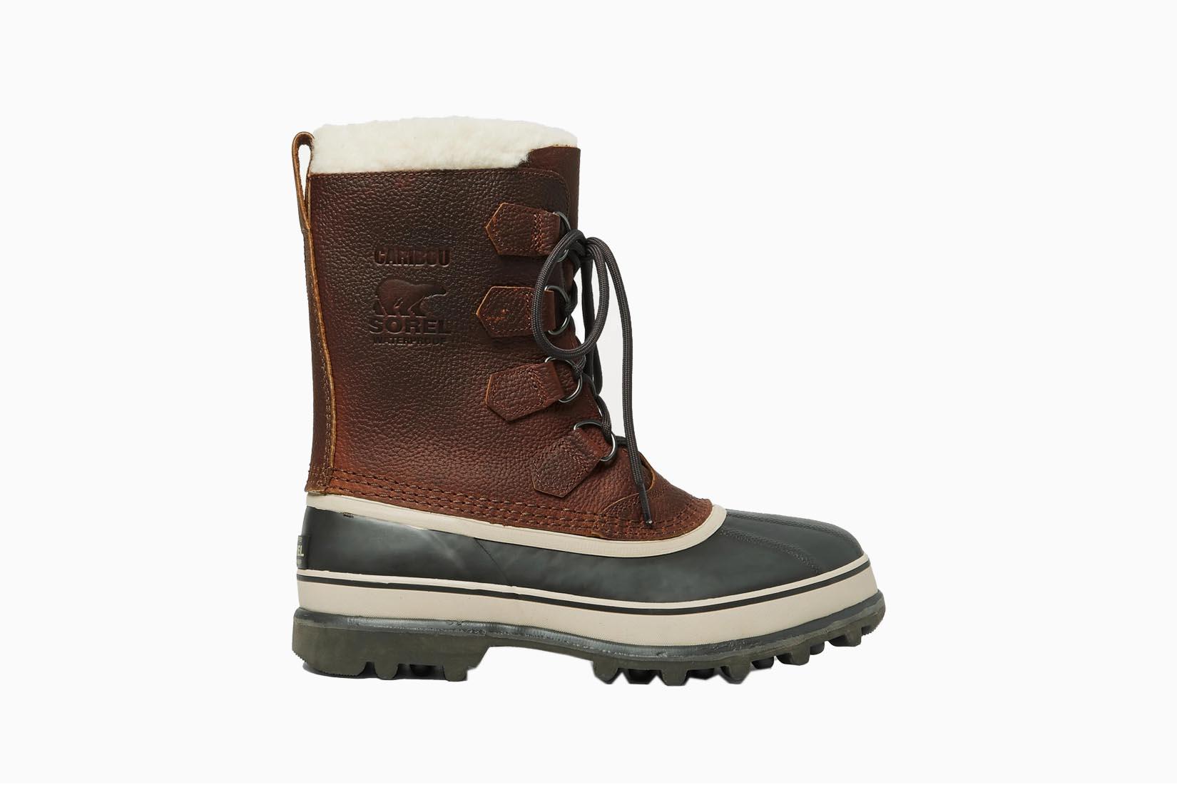 best boots men sorel caribou waterproof snow boots review Luxe Digital