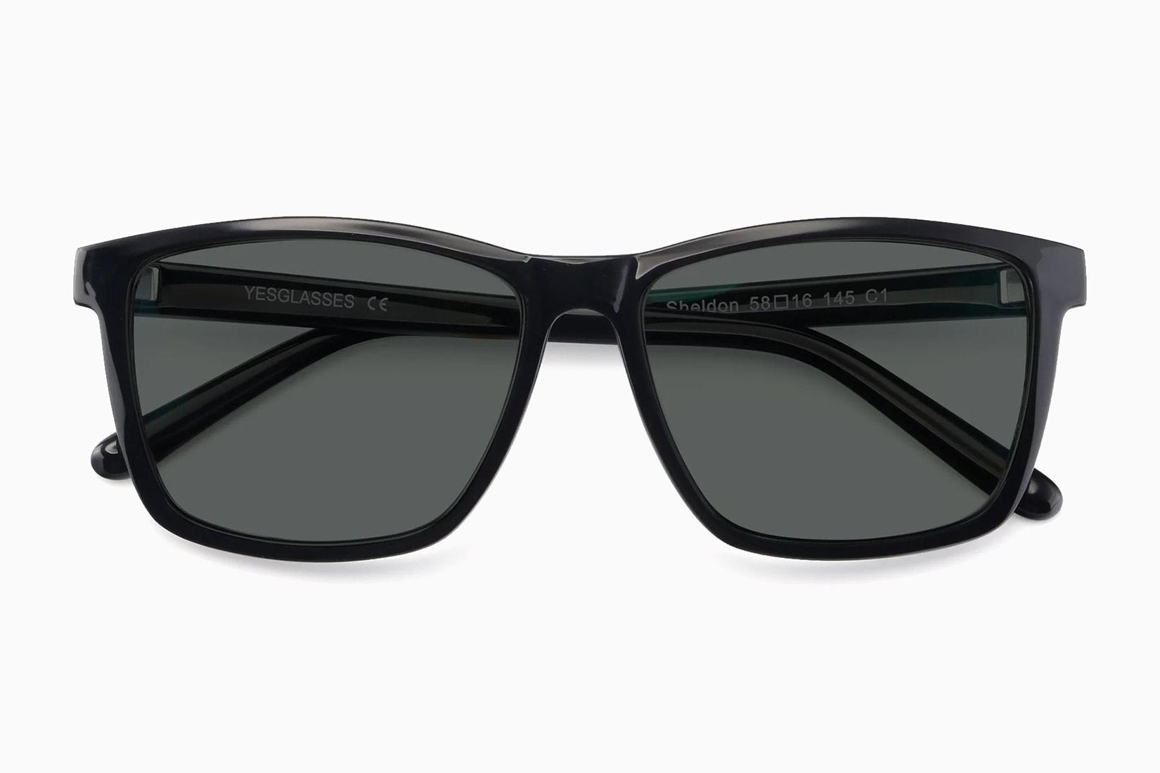 best value men sunglasses Yesglasses review - Luxe Digital