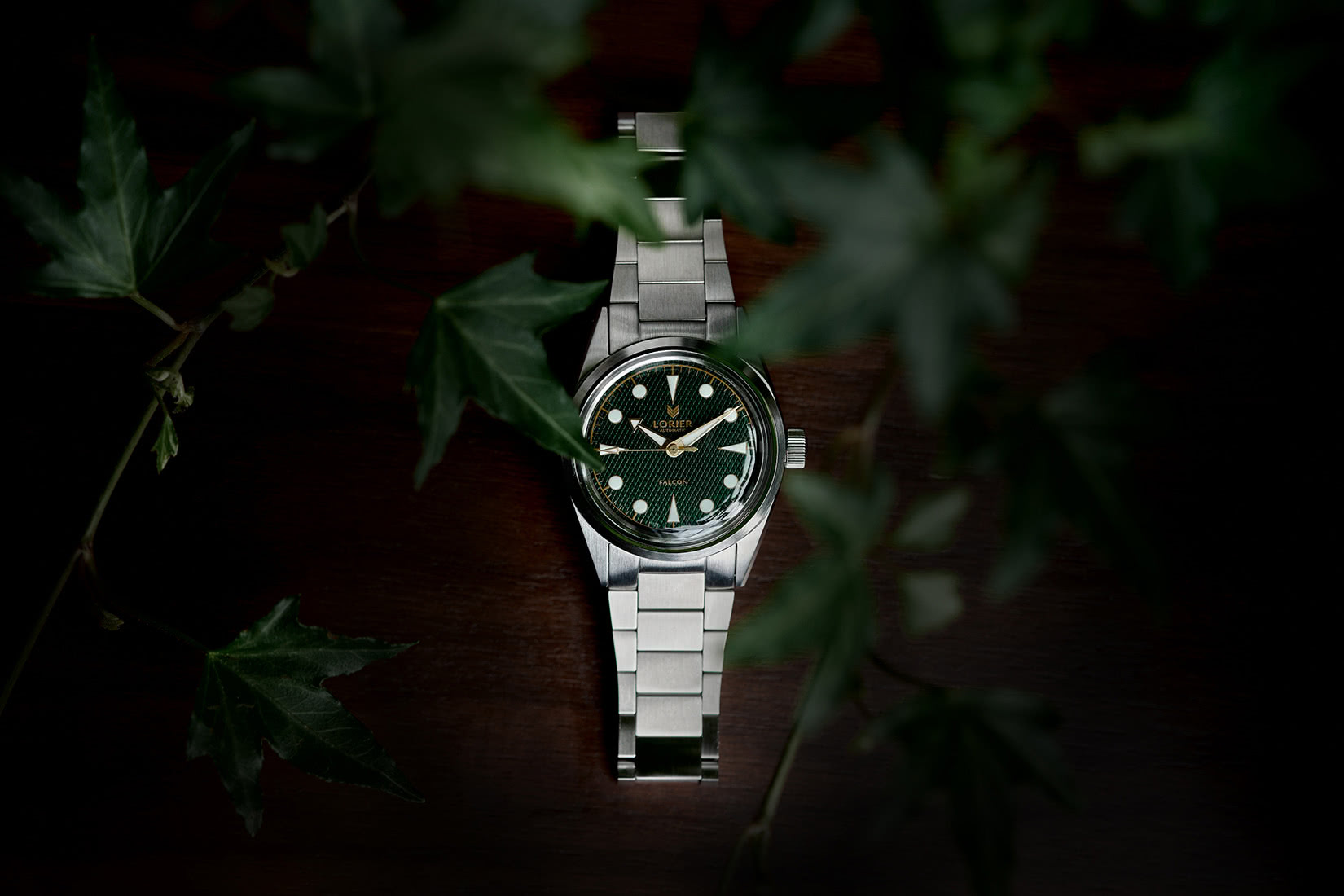 Lorier Watches founders Lauren Lorenzo Ortega interview GreenFalcon - Luxe Digital