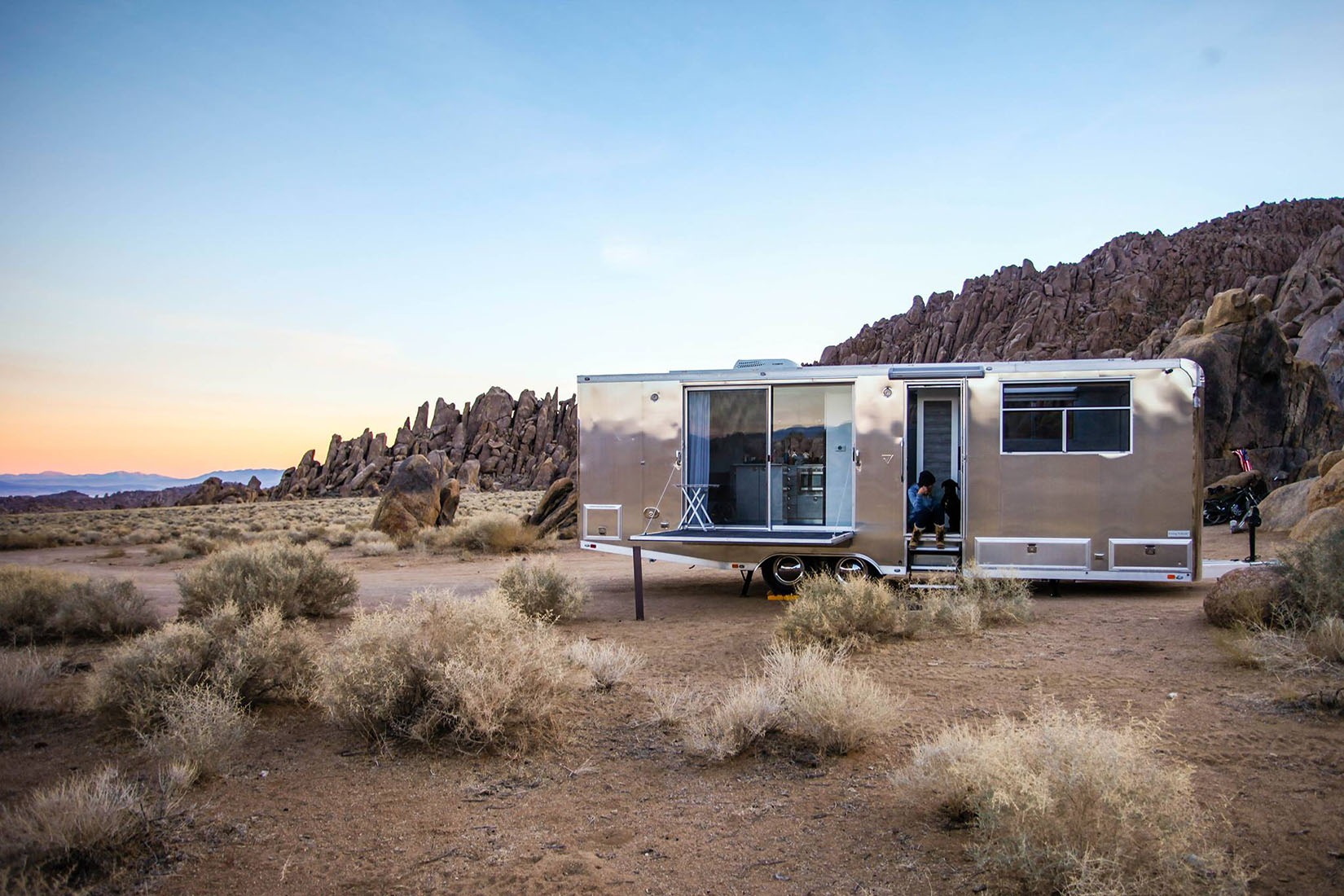 best travel trailers living vehicle review Luxe Digital