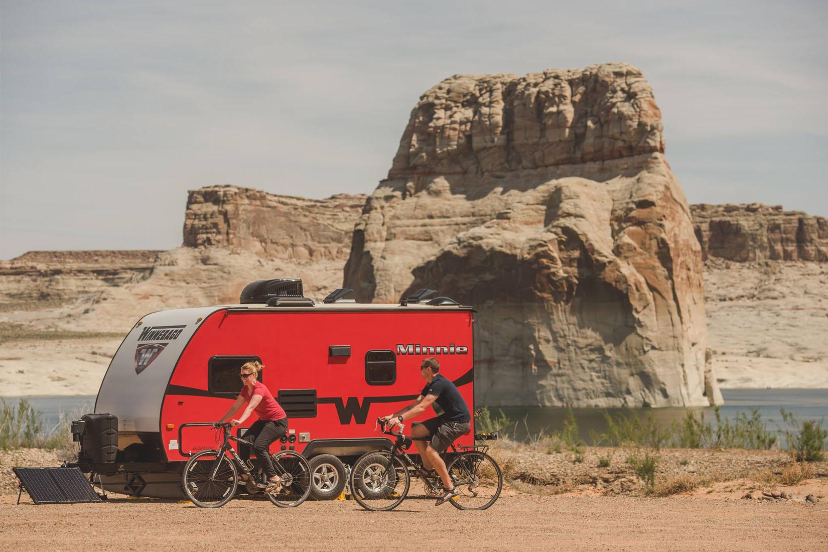 best travel trailers winnebago review Luxe Digital