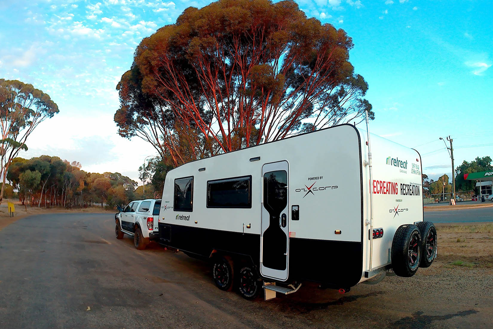 best travel trailers e rv review Luxe Digital